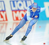 Subject: Camilla Lund; Tags: Athlet, Athlete, Sportler, Wettkämpfer, Sportsman, Camilla Lund, Damen, Ladies, Frau, Mesdames, Female, Women, Eisschnelllauf, Speed skating, Schaatsen, NOR, Norway, Norwegen, Sport; PhotoID: 2018-01-20-0185