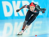 Subject: Mei Han; Tags: Athlet, Athlete, Sportler, Wettkämpfer, Sportsman, CHN, China, Volksrepublik China, Damen, Ladies, Frau, Mesdames, Female, Women, Eisschnelllauf, Speed skating, Schaatsen, Mei Han, Sport; PhotoID: 2018-01-20-0189
