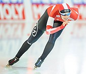 Subject: Elena Møller Rigas; Tags: Sport, Elena Møller-Rigas, Eisschnelllauf, Speed skating, Schaatsen, Damen, Ladies, Frau, Mesdames, Female, Women, DEN, Denmark, Dänemark, Athlet, Athlete, Sportler, Wettkämpfer, Sportsman; PhotoID: 2018-01-20-0200