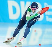 Subject: Francesca Bettrone; Tags: Athlet, Athlete, Sportler, Wettkämpfer, Sportsman, Damen, Ladies, Frau, Mesdames, Female, Women, Eisschnelllauf, Speed skating, Schaatsen, Francesca Bettrone, ITA, Italy, Italien, Sport; PhotoID: 2018-01-20-0227