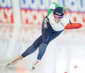 Subject: Francesca Bettrone; Tags: Athlet, Athlete, Sportler, Wettkämpfer, Sportsman, Damen, Ladies, Frau, Mesdames, Female, Women, Eisschnelllauf, Speed skating, Schaatsen, Francesca Bettrone, ITA, Italy, Italien, Sport; PhotoID: 2018-01-20-0228