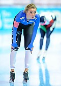 Subject: Saskia Alusalu; Tags: Athlet, Athlete, Sportler, Wettkämpfer, Sportsman, Damen, Ladies, Frau, Mesdames, Female, Women, EST, Estonia, Estland, Eisschnelllauf, Speed skating, Schaatsen, Saskia Alusalu, Sport; PhotoID: 2018-01-20-0230