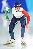 Subject: Francesca Bettrone; Tags: Athlet, Athlete, Sportler, Wettkämpfer, Sportsman, Damen, Ladies, Frau, Mesdames, Female, Women, Eisschnelllauf, Speed skating, Schaatsen, Francesca Bettrone, ITA, Italy, Italien, Sport; PhotoID: 2018-01-20-0286