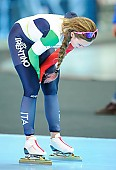 Subject: Francesca Bettrone; Tags: Athlet, Athlete, Sportler, Wettkämpfer, Sportsman, Damen, Ladies, Frau, Mesdames, Female, Women, Eisschnelllauf, Speed skating, Schaatsen, Francesca Bettrone, ITA, Italy, Italien, Sport; PhotoID: 2018-01-20-0289