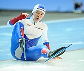 Subject: Darya Kachanova; Tags: Athlet, Athlete, Sportler, Wettkämpfer, Sportsman, Damen, Ladies, Frau, Mesdames, Female, Women, Darya Kachanova, Eisschnelllauf, Speed skating, Schaatsen, RUS, Russian Federation, Russische Föderation, Russia, Sport; PhotoID: 2018-01-20-0327