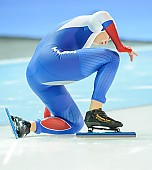 Subject: Darya Kachanova; Tags: Athlet, Athlete, Sportler, Wettkämpfer, Sportsman, Damen, Ladies, Frau, Mesdames, Female, Women, Darya Kachanova, Eisschnelllauf, Speed skating, Schaatsen, RUS, Russian Federation, Russische Föderation, Russia, Sport; PhotoID: 2018-01-20-0328