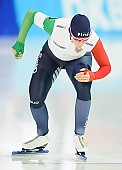 Subject: Yvonne Daldossi; Tags: Athlet, Athlete, Sportler, Wettkämpfer, Sportsman, Damen, Ladies, Frau, Mesdames, Female, Women, Eisschnelllauf, Speed skating, Schaatsen, ITA, Italy, Italien, Sport, Yvonne Daldossi; PhotoID: 2018-01-20-0342