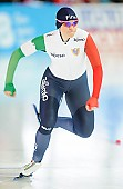 Subject: Yvonne Daldossi; Tags: Athlet, Athlete, Sportler, Wettkämpfer, Sportsman, Damen, Ladies, Frau, Mesdames, Female, Women, Eisschnelllauf, Speed skating, Schaatsen, ITA, Italy, Italien, Sport, Yvonne Daldossi; PhotoID: 2018-01-20-0344
