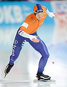 Subject: Marrit Leenstra; Tags: Athlet, Athlete, Sportler, Wettkämpfer, Sportsman, Damen, Ladies, Frau, Mesdames, Female, Women, Eisschnelllauf, Speed skating, Schaatsen, Marrit Leenstra, NED, Netherlands, Niederlande, Holland, Dutch, Sport; PhotoID: 2018-01-20-0360
