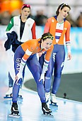 Subject: Marrit Leenstra; Tags: Athlet, Athlete, Sportler, Wettkämpfer, Sportsman, Damen, Ladies, Frau, Mesdames, Female, Women, Eisschnelllauf, Speed skating, Schaatsen, Marrit Leenstra, NED, Netherlands, Niederlande, Holland, Dutch, Sport; PhotoID: 2018-01-20-0368