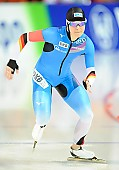 Subject: Judith Dannhauer; Tags: Athlet, Athlete, Sportler, Wettkämpfer, Sportsman, Damen, Ladies, Frau, Mesdames, Female, Women, Eisschnelllauf, Speed skating, Schaatsen, GER, Germany, Deutschland, Judith Dannhauer, Sport; PhotoID: 2018-01-20-0385
