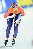 Subject: Linda de Vries; Tags: Athlet, Athlete, Sportler, Wettkämpfer, Sportsman, Damen, Ladies, Frau, Mesdames, Female, Women, Eisschnelllauf, Speed skating, Schaatsen, Linda de Vries, NED, Netherlands, Niederlande, Holland, Dutch, Sport; PhotoID: 2018-01-20-0645