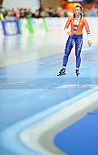 Subject: Linda de Vries; Tags: Athlet, Athlete, Sportler, Wettkämpfer, Sportsman, Damen, Ladies, Frau, Mesdames, Female, Women, Eisschnelllauf, Speed skating, Schaatsen, Linda de Vries, NED, Netherlands, Niederlande, Holland, Dutch, Sport; PhotoID: 2018-01-20-0646