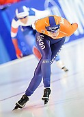 Subject: Melissa Wijfje; Tags: Athlet, Athlete, Sportler, Wettkämpfer, Sportsman, Damen, Ladies, Frau, Mesdames, Female, Women, Eisschnelllauf, Speed skating, Schaatsen, Melissa Wijfje, NED, Netherlands, Niederlande, Holland, Dutch, Sport; PhotoID: 2018-01-20-0647