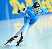 Subject: Gabriele Hirschbichler; Tags: Athlet, Athlete, Sportler, Wettkämpfer, Sportsman, Damen, Ladies, Frau, Mesdames, Female, Women, Eisschnelllauf, Speed skating, Schaatsen, GER, Germany, Deutschland, Gabriele Hirschbichler, Sport; PhotoID: 2018-01-20-0652