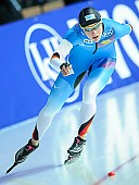 Subject: Gabriele Hirschbichler; Tags: Athlet, Athlete, Sportler, Wettkämpfer, Sportsman, Damen, Ladies, Frau, Mesdames, Female, Women, Eisschnelllauf, Speed skating, Schaatsen, GER, Germany, Deutschland, Gabriele Hirschbichler, Sport; PhotoID: 2018-01-20-0655