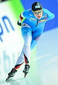 Subject: Gabriele Hirschbichler; Tags: Athlet, Athlete, Sportler, Wettkämpfer, Sportsman, Damen, Ladies, Frau, Mesdames, Female, Women, Eisschnelllauf, Speed skating, Schaatsen, GER, Germany, Deutschland, Gabriele Hirschbichler, Sport; PhotoID: 2018-01-20-0656