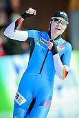 Subject: Gabriele Hirschbichler; Tags: Athlet, Athlete, Sportler, Wettkämpfer, Sportsman, Damen, Ladies, Frau, Mesdames, Female, Women, Eisschnelllauf, Speed skating, Schaatsen, GER, Germany, Deutschland, Gabriele Hirschbichler, Sport; PhotoID: 2018-01-20-0666