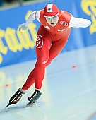 Subject: Natalia Czerwonka; Tags: Athlet, Athlete, Sportler, Wettkämpfer, Sportsman, Damen, Ladies, Frau, Mesdames, Female, Women, Eisschnelllauf, Speed skating, Schaatsen, Natalia Czerwonka, POL, Poland, Polen, Sport; PhotoID: 2018-01-20-0672