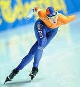 Subject: Marrit Leenstra; Tags: Athlet, Athlete, Sportler, Wettkämpfer, Sportsman, Damen, Ladies, Frau, Mesdames, Female, Women, Eisschnelllauf, Speed skating, Schaatsen, Marrit Leenstra, NED, Netherlands, Niederlande, Holland, Dutch, Sport; PhotoID: 2018-01-20-0747