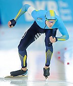 Subject: Artyom Krikunov; Tags: Artyom Krikunov, Athlet, Athlete, Sportler, Wettkämpfer, Sportsman, Eisschnelllauf, Speed skating, Schaatsen, Herren, Men, Gentlemen, Mann, Männer, Gents, Sirs, Mister, KAZ, Kazakhstan, Kasachstan, Sport; PhotoID: 2018-01-21-0130