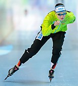 Subject: Gabriele Hirschbichler; Tags: Athlet, Athlete, Sportler, Wettkämpfer, Sportsman, Damen, Ladies, Frau, Mesdames, Female, Women, Eisschnelllauf, Speed skating, Schaatsen, GER, Germany, Deutschland, Gabriele Hirschbichler, Sport; PhotoID: 2018-01-21-0157