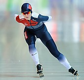 Subject: Eliska Drimalova; Tags: Athlet, Athlete, Sportler, Wettkämpfer, Sportsman, CZE, Czech Republic, Tschechische Republik, Tschechien, Damen, Ladies, Frau, Mesdames, Female, Women, Eisschnelllauf, Speed skating, Schaatsen, Eliska Drimalova, Sport; PhotoID: 2018-01-21-0161