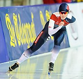 Subject: Eliska Drimalova; Tags: Athlet, Athlete, Sportler, Wettkämpfer, Sportsman, CZE, Czech Republic, Tschechische Republik, Tschechien, Damen, Ladies, Frau, Mesdames, Female, Women, Eisschnelllauf, Speed skating, Schaatsen, Eliska Drimalova, Sport; PhotoID: 2018-01-21-0164