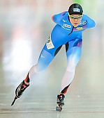 Subject: Gabriele Hirschbichler; Tags: Athlet, Athlete, Sportler, Wettkämpfer, Sportsman, Damen, Ladies, Frau, Mesdames, Female, Women, Eisschnelllauf, Speed skating, Schaatsen, GER, Germany, Deutschland, Gabriele Hirschbichler, Sport; PhotoID: 2018-01-21-0175