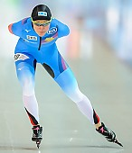 Subject: Gabriele Hirschbichler; Tags: Athlet, Athlete, Sportler, Wettkämpfer, Sportsman, Damen, Ladies, Frau, Mesdames, Female, Women, Eisschnelllauf, Speed skating, Schaatsen, GER, Germany, Deutschland, Gabriele Hirschbichler, Sport; PhotoID: 2018-01-21-0176