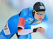 Subject: Gabriele Hirschbichler; Tags: Athlet, Athlete, Sportler, Wettkämpfer, Sportsman, Damen, Ladies, Frau, Mesdames, Female, Women, Eisschnelllauf, Speed skating, Schaatsen, GER, Germany, Deutschland, Gabriele Hirschbichler, Sport; PhotoID: 2018-01-21-0177