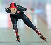 Subject: Jing Liu; Tags: Athlet, Athlete, Sportler, Wettkämpfer, Sportsman, CHN, China, Volksrepublik China, Damen, Ladies, Frau, Mesdames, Female, Women, Eisschnelllauf, Speed skating, Schaatsen, Jing Liu, Sport; PhotoID: 2018-01-21-0178