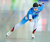 Subject: Leia Marie Behlau; Tags: Athlet, Athlete, Sportler, Wettkämpfer, Sportsman, Damen, Ladies, Frau, Mesdames, Female, Women, Eisschnelllauf, Speed skating, Schaatsen, GER, Germany, Deutschland, Leia Behlau, Sport; PhotoID: 2018-01-21-0196