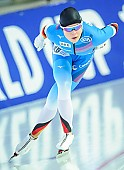 Subject: Leia Marie Behlau; Tags: Athlet, Athlete, Sportler, Wettkämpfer, Sportsman, Damen, Ladies, Frau, Mesdames, Female, Women, Eisschnelllauf, Speed skating, Schaatsen, GER, Germany, Deutschland, Leia Behlau, Sport; PhotoID: 2018-01-21-0209