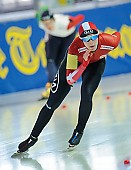Subject: Elena Møller Rigas; Tags: Sport, Elena Møller-Rigas, Eisschnelllauf, Speed skating, Schaatsen, Damen, Ladies, Frau, Mesdames, Female, Women, DEN, Denmark, Dänemark, Athlet, Athlete, Sportler, Wettkämpfer, Sportsman; PhotoID: 2018-01-21-0226
