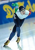Subject: Gloria Malfatti; Tags: Athlet, Athlete, Sportler, Wettkämpfer, Sportsman, Damen, Ladies, Frau, Mesdames, Female, Women, Eisschnelllauf, Speed skating, Schaatsen, Gloria Malfatti, ITA, Italy, Italien, Sport; PhotoID: 2018-01-21-0232