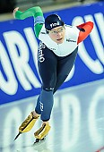 Subject: Gloria Malfatti; Tags: Athlet, Athlete, Sportler, Wettkämpfer, Sportsman, Damen, Ladies, Frau, Mesdames, Female, Women, Eisschnelllauf, Speed skating, Schaatsen, Gloria Malfatti, ITA, Italy, Italien, Sport; PhotoID: 2018-01-21-0239