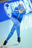 Subject: Camilla Lund; Tags: Athlet, Athlete, Sportler, Wettkämpfer, Sportsman, Camilla Lund, Damen, Ladies, Frau, Mesdames, Female, Women, Eisschnelllauf, Speed skating, Schaatsen, NOR, Norway, Norwegen, Sport; PhotoID: 2018-01-21-0255