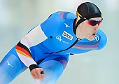 Subject: Hendrik Dombek; Tags: Athlet, Athlete, Sportler, Wettkämpfer, Sportsman, Eisschnelllauf, Speed skating, Schaatsen, GER, Germany, Deutschland, Hendrik Dombek, Herren, Men, Gentlemen, Mann, Männer, Gents, Sirs, Mister, Sport; PhotoID: 2018-01-21-0296