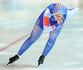 Subject: Martine Ripsrud; Tags: Athlet, Athlete, Sportler, Wettkämpfer, Sportsman, Damen, Ladies, Frau, Mesdames, Female, Women, Eisschnelllauf, Speed skating, Schaatsen, Martine Ripsrud, NOR, Norway, Norwegen, Sport; PhotoID: 2018-01-21-0505