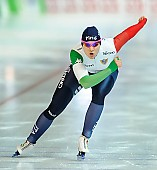 Subject: Yvonne Daldossi; Tags: Athlet, Athlete, Sportler, Wettkämpfer, Sportsman, Damen, Ladies, Frau, Mesdames, Female, Women, Eisschnelllauf, Speed skating, Schaatsen, ITA, Italy, Italien, Sport, Yvonne Daldossi; PhotoID: 2018-01-21-0542