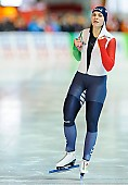 Subject: Yvonne Daldossi; Tags: Athlet, Athlete, Sportler, Wettkämpfer, Sportsman, Damen, Ladies, Frau, Mesdames, Female, Women, Eisschnelllauf, Speed skating, Schaatsen, ITA, Italy, Italien, Sport, Yvonne Daldossi; PhotoID: 2018-01-21-0548