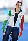 Subject: Yvonne Daldossi; Tags: Athlet, Athlete, Sportler, Wettkämpfer, Sportsman, Damen, Ladies, Frau, Mesdames, Female, Women, Eisschnelllauf, Speed skating, Schaatsen, ITA, Italy, Italien, Sport, Yvonne Daldossi; PhotoID: 2018-01-21-0551