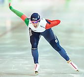 Subject: Francesca Bettrone; Tags: Athlet, Athlete, Sportler, Wettkämpfer, Sportsman, Damen, Ladies, Frau, Mesdames, Female, Women, Eisschnelllauf, Speed skating, Schaatsen, Francesca Bettrone, ITA, Italy, Italien, Sport; PhotoID: 2018-01-21-0554