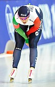 Subject: Francesca Bettrone; Tags: Athlet, Athlete, Sportler, Wettkämpfer, Sportsman, Damen, Ladies, Frau, Mesdames, Female, Women, Eisschnelllauf, Speed skating, Schaatsen, Francesca Bettrone, ITA, Italy, Italien, Sport; PhotoID: 2018-01-21-0555