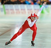 Subject: Natalia Czerwonka; Tags: Athlet, Athlete, Sportler, Wettkämpfer, Sportsman, Damen, Ladies, Frau, Mesdames, Female, Women, Eisschnelllauf, Speed skating, Schaatsen, Natalia Czerwonka, POL, Poland, Polen, Sport; PhotoID: 2018-01-21-0580