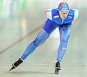 Subject: Ida Njåtun; Tags: Athlet, Athlete, Sportler, Wettkämpfer, Sportsman, Damen, Ladies, Frau, Mesdames, Female, Women, Eisschnelllauf, Speed skating, Schaatsen, Ida Njåtun, NOR, Norway, Norwegen, Sport; PhotoID: 2018-01-21-0699