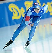Subject: Ida Njåtun; Tags: Athlet, Athlete, Sportler, Wettkämpfer, Sportsman, Damen, Ladies, Frau, Mesdames, Female, Women, Eisschnelllauf, Speed skating, Schaatsen, Ida Njåtun, NOR, Norway, Norwegen, Sport; PhotoID: 2018-01-21-0700
