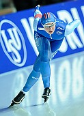 Subject: Ida Njåtun; Tags: Athlet, Athlete, Sportler, Wettkämpfer, Sportsman, Damen, Ladies, Frau, Mesdames, Female, Women, Eisschnelllauf, Speed skating, Schaatsen, Ida Njåtun, NOR, Norway, Norwegen, Sport; PhotoID: 2018-01-21-0707