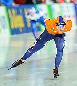Subject: Antoinette de Jong; Tags: Antoinette de Jong, Athlet, Athlete, Sportler, Wettkämpfer, Sportsman, Damen, Ladies, Frau, Mesdames, Female, Women, Eisschnelllauf, Speed skating, Schaatsen, NED, Netherlands, Niederlande, Holland, Dutch, Sport; PhotoID: 2018-01-21-0756